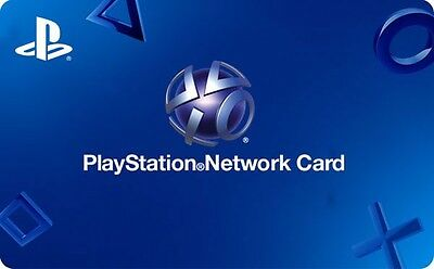 Sony Playstation Network Gift Card - $20 or $50 - Email delivery