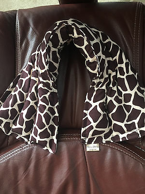 rice flax heat pad hot or cold shoulder neck wrap pack Pick One brown giraffee