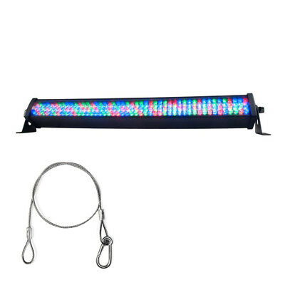 American DJ MEGA GO BAR 50 RGBA 24-Inch LED Linear Lighting Fixture with Harness