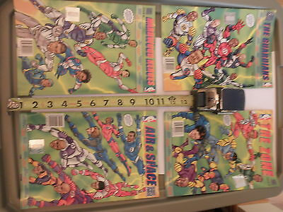The Zone Hardwood Heroes Guardians  #1 NM ultimate sports force - NBA comic x 4