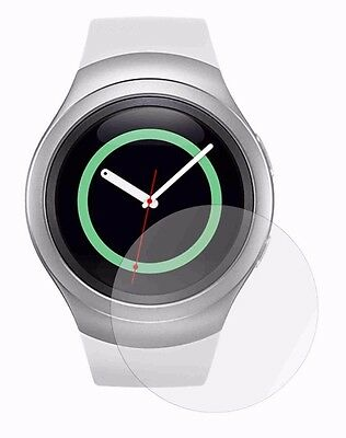 Set of 4 Screen Protector Full cover display Samsung Gear S2, S2 Classic