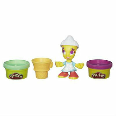 Play-Doh Town Ice Cream Girl from Hasbro