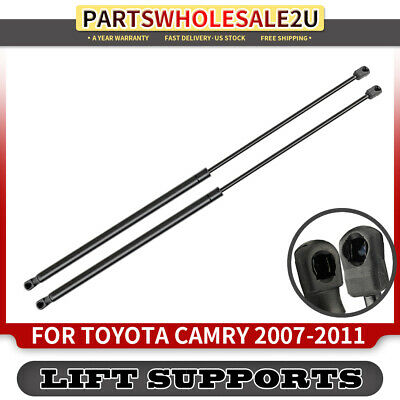 2x Bonnet Hood Lift Supports Shock Struts for BMW E32 735iL 740i 750iL 1986-1994