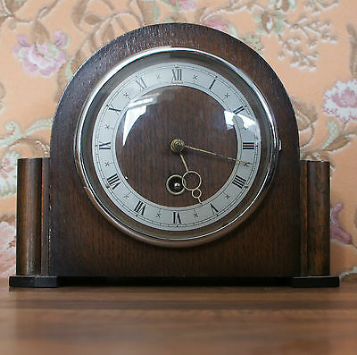 British Made Except For French And /or Swiss Movement Parts Clock ( Id 00D)