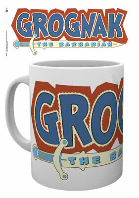 Fallout 4 - Ceramic Coffee Mug /cup (Grognak The Barbarian)