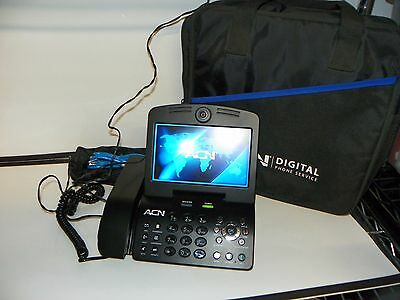ACN IRIS 3000-US Video Phone W/ Bag