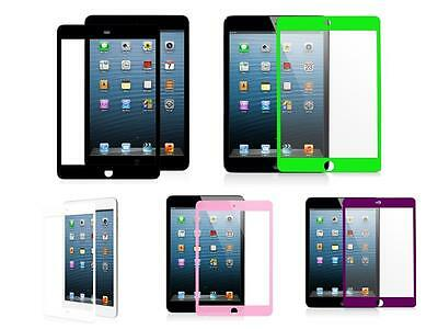 """2X Colorful Clear Screen Protector Guard Shield Armor Cover For iPad Pro 9.7"""""""