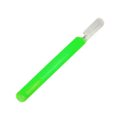 "Illumiglow 4"" Lightstick Party Fun Emergency Wand Bright 6H Rescue Light Green"
