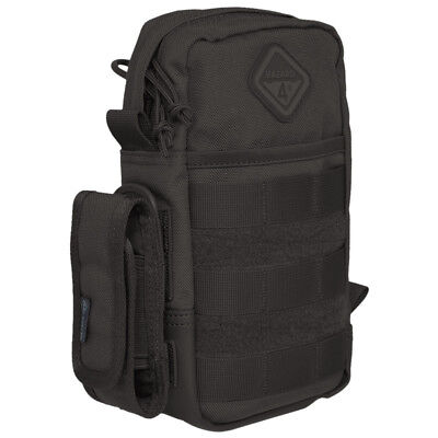 Hazard 4 Broadside Pouch Molle Modular Zip Pouch Security Police Army Case Black