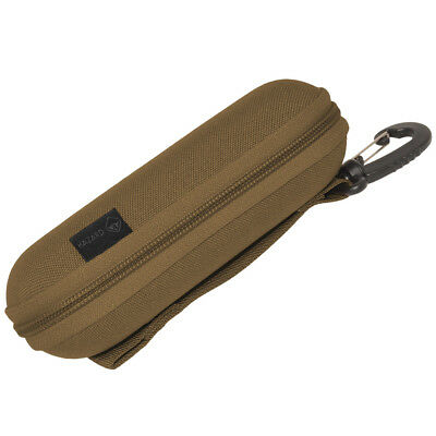 Hazard 4 Mil-Pod Sunglasses Hard Case Protective Portable Spectacles Army Coyote