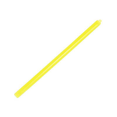 """Illumiglow 10"""" Lightstick Survival Visible Emergency Camping Signal Stick Yellow"""