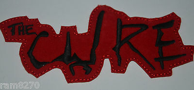 The Cure Band Embroidered  Sew Iron On  Patch Badge Applique For  Jacket  New