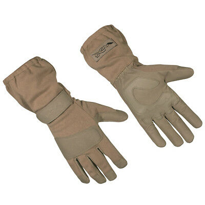 Wiley X Raptor Gloves Combat Patrol Working Mens Mitten Protection Army Coyote