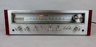 Pioneer SX-550 Vintage Stereo AM/FM Receiver