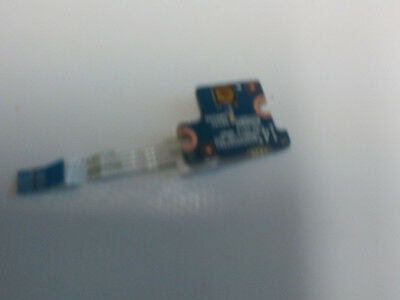 HP PROBOOK 640 Power Button Switch Board 738399-001