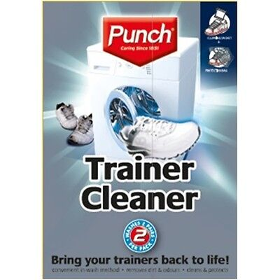 Punch Trainer Cleaner in Washing Machine Cleaner Sports Shoes Washes