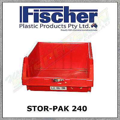 FISCHER STOR-PAK 240 Multiple colours available single or BULK