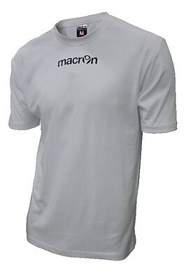 MACRON MP151 TRAINING T-SHIRT - GREY - Various Sizes Available