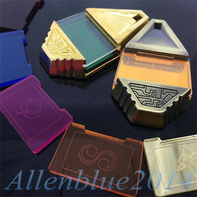 Digimon Digital Monster Tags Badges Abzeichen Metal Pendant Cosplay Necklace TRI