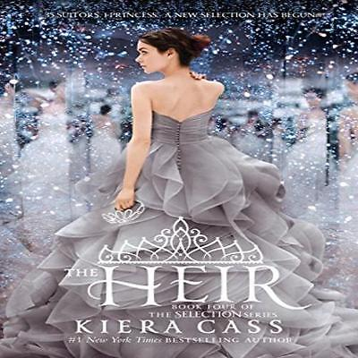 The Heir (The Selection) Book By Kiera Cass English Hardcover 368 Pages Girls N