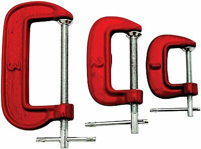 """PROJECT PRO 6 PIECE 1-1//4/"""" SPRING CLAMP SET 1141"""
