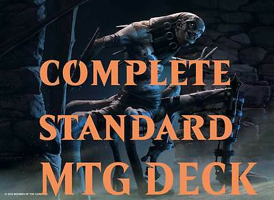 *Aliens* Mono-Blue Control Standard Tournament Magic MTG Deck GUARANTEED TO WIN!