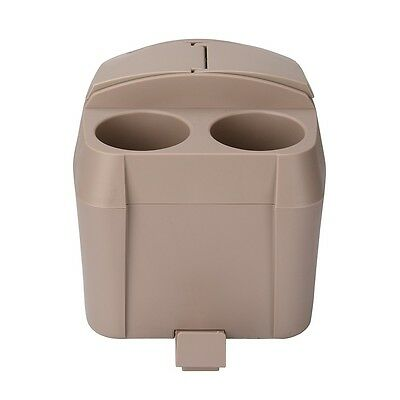 Car Auto Trash Can Bin Garbage Storage Box Multifunction Container Dustbin