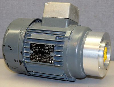ATB AF63/2B-7 Three-Phase Explosion Proof Electric Motor