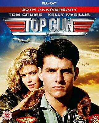 Top Gun (30th Anniversary Edition) [Blu-ray]