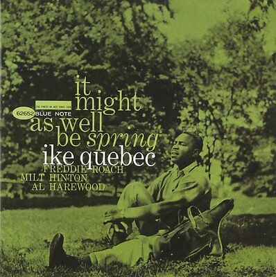 Ike Quebec - It Might As Well+++2 LPs 45 rpm 180g+++Analogue Productions+NEU+OVP