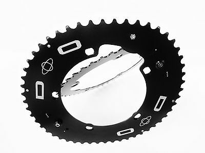 Chainring 52/39 Dual-Oval 5 Arms Bcd130mm Fsa Sram Osymetric Rotor Doval Shimano