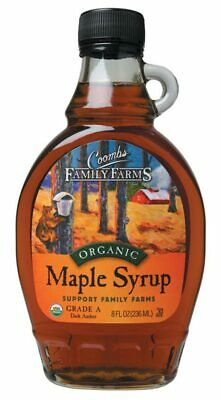 Grade A Organic Maple Syrup 236ml - Coombs Family Farms