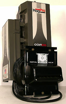 Coinco MAG50B PRO  Dollar Bill Acceptor Validator MDB & Pulse BA30B Upgrade