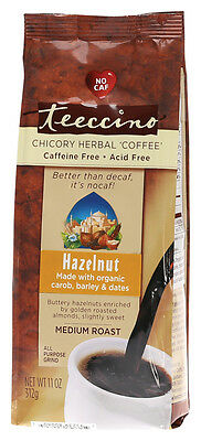 Hazelnut Herbal Coffee  312g - Teeccino