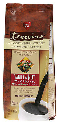 Vanilla Nut Herbal Coffee  312g - Teeccino