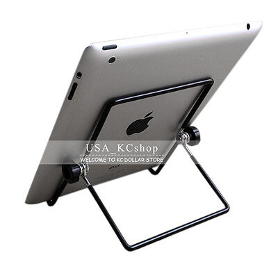 New Universal Portable Folding Desk Stand Mount Holder for Tablet ipad iphone