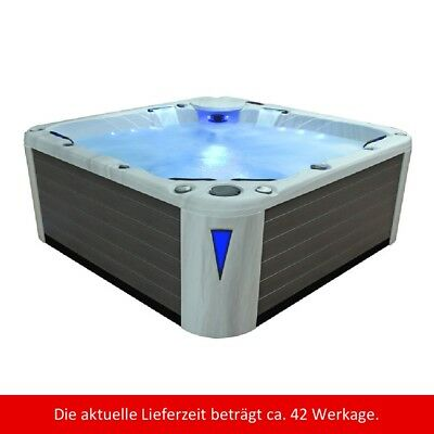 outdoor whirlpool der luxusklasse eur. Black Bedroom Furniture Sets. Home Design Ideas