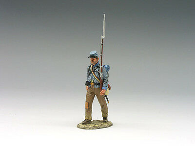 King (and) & Country  CW018 - Rifleman Marching - Retired
