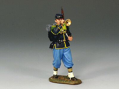 King (and) & Country CW037 - Union Bugler - Retired