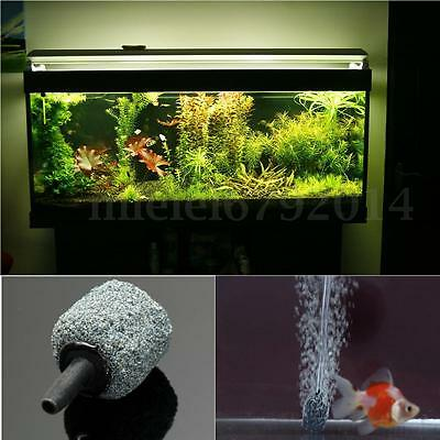 Air Stone Diffusers Bubble Aerator Aquarium for Pond Fish Tank Hydroponic Oxygen