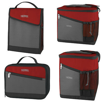 Thermos Essentials  Cool Bag Lunch Sac Insulated Picnic Camping Ice Box