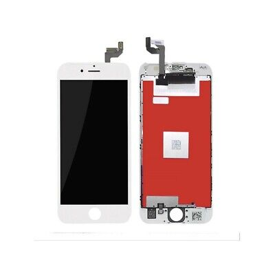 Vetro Touch Screen Frame Lcd Display Retina Apple Iphone 6S Bianco White