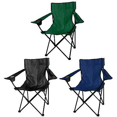 Folding Outdoor Chair Camping Garden Fishing Seat Furniture