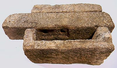 Canaanite Basalt Gate Lock - Ancient Art & Antiquities