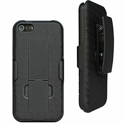 Combo shell case holster with belt clip for iphone 5c wkick stand combo shell case holster with belt clip for iphone 5c wkick stand freerunsca Choice Image