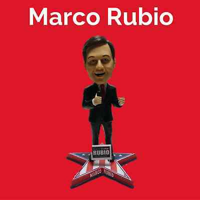 Marco Rubio Bobblehead - 2016 Presidential Election Limited Edition