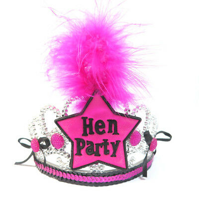 Hen Party Tiara/Headband