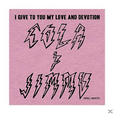 Cola & Jimmu - I Give To You My Love & Devotion [Vinyl]