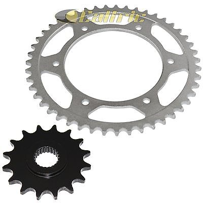 Front & Rear Sprocket Kit Fits BMW G650GS G650 GS 2011-2015