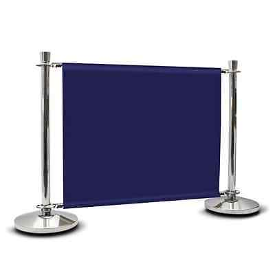 Cafe Barrier System For Restaurant Shop Barrier In Variety Size Premium Quality